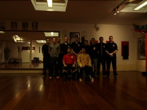 Sergio Iadarola Learn Black Flag Wing Chun Last lesson #6