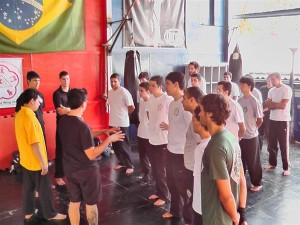 Black Flag Wing Chun
