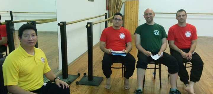 Black Flag Wing Chun History, Interview with Sifu Kenneth Lin By Riccardo Di Vito